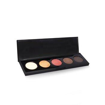 Bounce & Blur Eyeshadow Palette (5x Eyeshadow)  6g/0.21oz