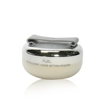 Translucent Loose Setting Powder With Built In Sponge  9g/0.3oz