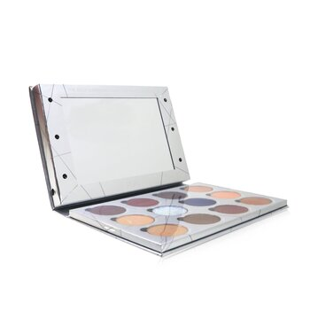 Out of the Blue Light Up Vanity Eyeshadow Palette (12x Eyeshadow)  16g/0.56oz