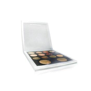 Creator Face Palette (12x Eyeshadow, 1x Bronzer, 1x Highlighter)  31.2g/1.08oz