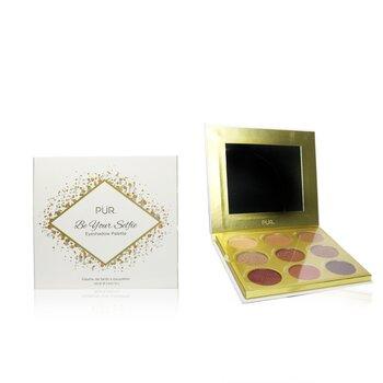 Be Your Selfie Eyeshadow Palette (9x Eyeshadow)  13.5g/0.48oz