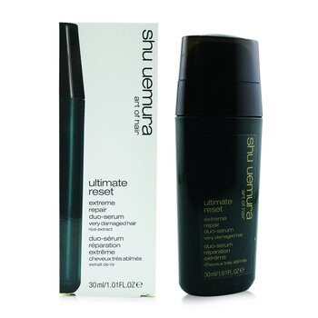 Ultimate Reset Extreme Repair Duo-Serum (Very Damaged Hair)  30ml/1.01oz