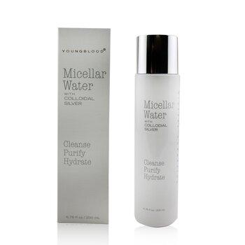 Micellar Water With Colloidal Silver -清潔,淨化和水感  200ml/6.76oz