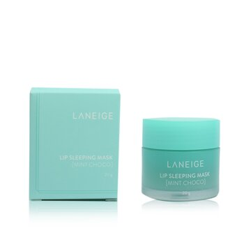 Lip Sleeping Mask - Mint Choco  20g/0.68oz
