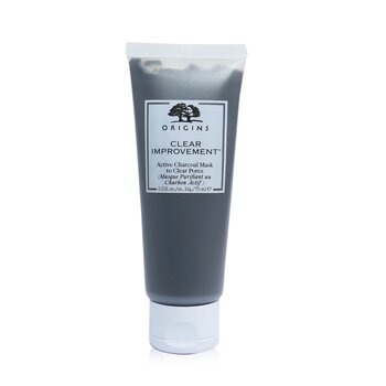 Clear Improvement Active Charcoal Mask To Clear Pores  75ml/2.5oz