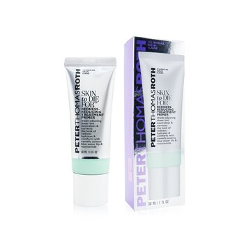 Skin To Die For Primer Tratamiento Reductor de Enrojecimiento - Tinte Universal  30ml/1oz