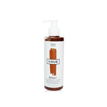 Gloss+ Semi-Permanent Hair Color and Deep Conditioner - # Copper 192ml/6.5oz