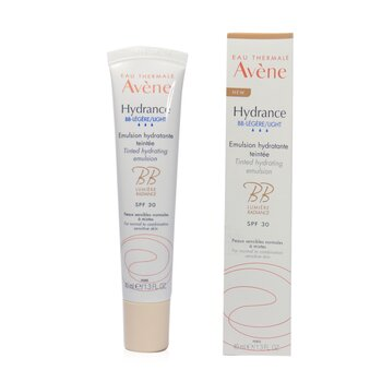 Hydrance BB-LIGHT Tinted Hydrating Emulsion SPF 30 - For Normal to Combination Sensitive Skin  40ml/1.3oz