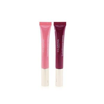Natural Lip Perfector Duo (2x Lip Perfector)  2x12ml/0.35oz
