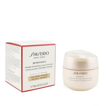Benefiance Wrinkle Smoothing Cream Enriched  75ml/2.6oz