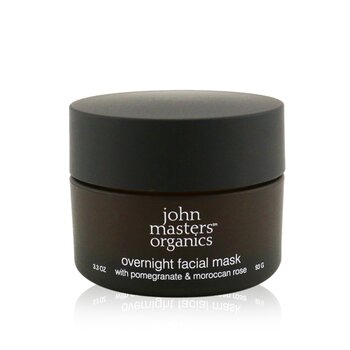 Overnight Facial Mask with Pomegranate & Moroccan Rose  93g/3.3oz