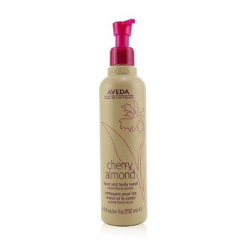 Cherry Almond Hand & Body Wash  250ml/8.5oz