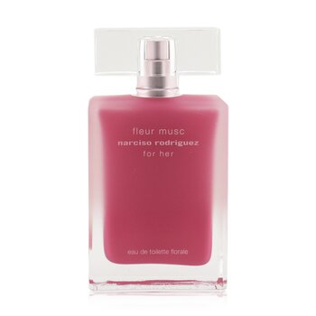 Fleur Musc Eau De Toilette Florale Spray  50ml/1.6oz