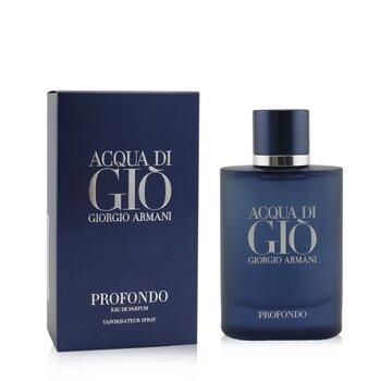 Acqua Di Gio Profondo Eau De Parfum Spray  75ml/2.5oz