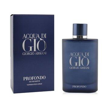Acqua Di Gio Profondo Парфюмированная Вода Спрей  125ml/4.2oz