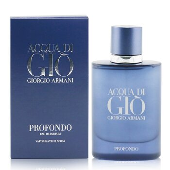 Acqua Di Gio Profondo Eau De Parfum Spray 40ml/1.35oz