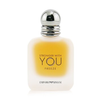 Emporio Armani Stronger With You Freeze Eau De Toilette Spray  50ml/1.7oz