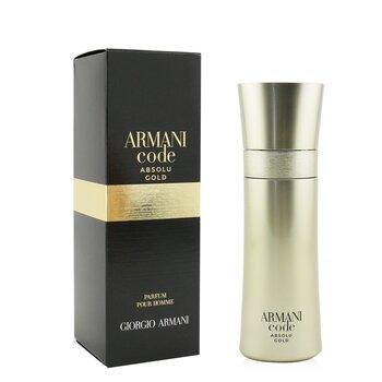 Armani Code Absolu Gold Eau De Parfum Spray  60ml/2oz