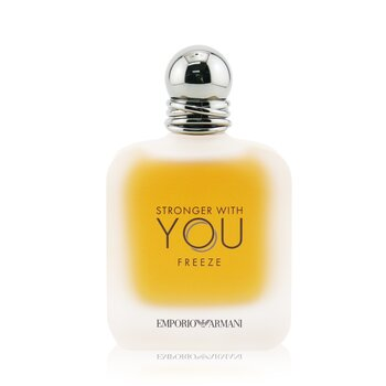 Emporio Armani Stronger With You Freeze Eau De Toilette Spray  100ml/3.4oz