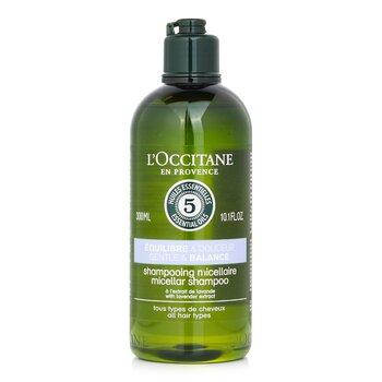 Aromachologie Gentle & Balance Micellar Shampoo (All Hair Types)  300ml/10.1oz