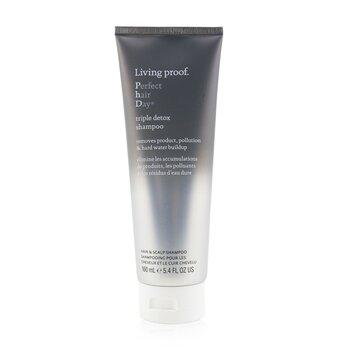 Perfect Hair Day (PHD) Triple Detox Shampoo  160ml/5.4oz