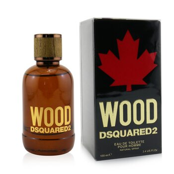 Wood Pour Homme Eau De Toilette Spray  100ml/3.4oz