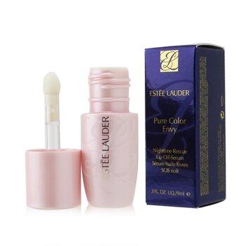 Pure Color Envy Nighttime Rescue Lip Oil-Serum 9ml/0.3oz
