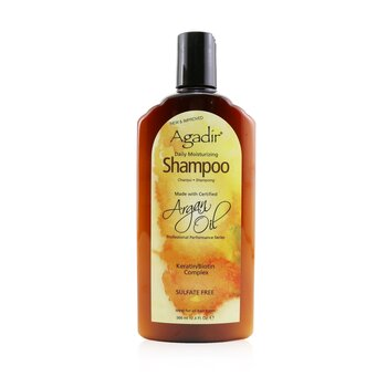 Daily Moisturizing Shampoo (Ideal For All Hair Types)  366ml/12.4oz