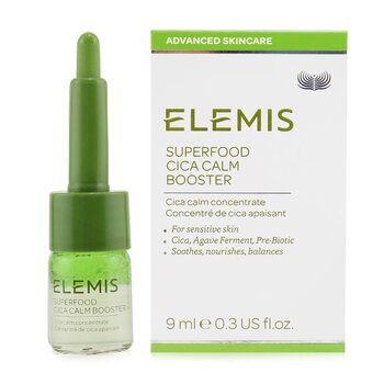Superfood Cica Calm Booster - For Sensitive Skin  9ml/0.3oz