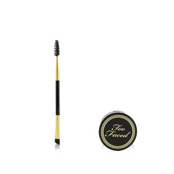 Bulletproof Brows 24H Waterproof Cashmere Clay With Brush  2pcs