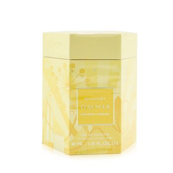 Omnia Golden Citrine Eau De Toilette Spray  40ml/1.35oz