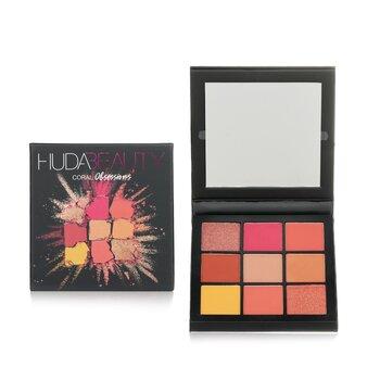 Obsessions Eyeshadow Palette (9x Eyeshadow)  10g/0.35oz