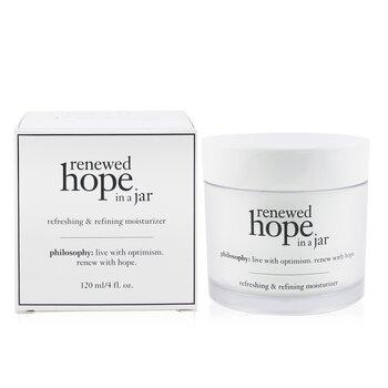 Renewed Hope In A Jar Refreshing & Refining Moisturizer  120ml/4oz