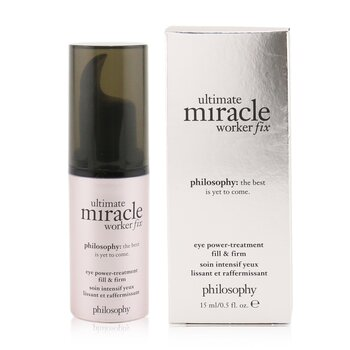 Ultimate Miracle Worker Fix Eye Power-Treatment - Fill & Firm  15ml/0.5oz