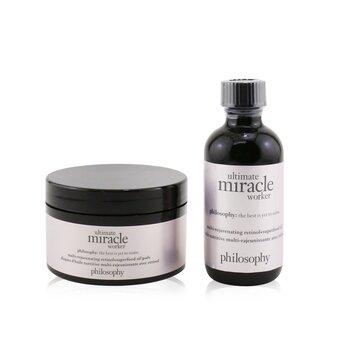 Ultimate Miracle Worker Multi-Rejuvenating Retinol+Superfood Oil & Pads  60pads