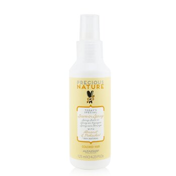 Precious Nature Today's Special Leave-In Spray with Almond & Pistachia (Colored Hair)  125ml/4.23oz