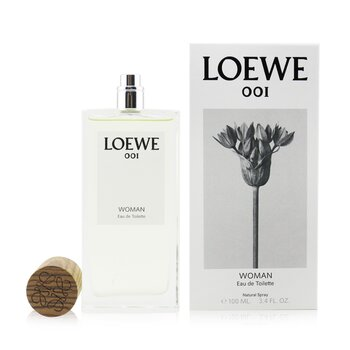 001 Eau De Toilette Spray  100ml/3.4oz