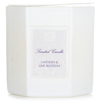 Candle - Lavender & Lime Blossom  255g/9oz