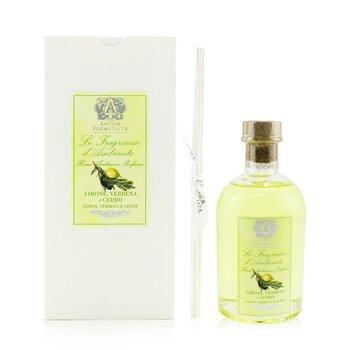 Diffuser - Lemon, Verbena & Cedar  250ml/8.5oz