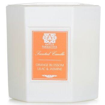 Candle - Orange Blossom, Lilac & Jasmine  255g/9oz