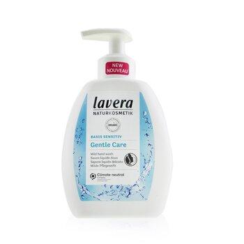 Basis Sensitive Mild Hand Wash - Gentle Care  250ml/8.8oz