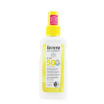 Sensitive Sun Lotion For Kids SPF 50 - Mineral Protection  100ml/3.5oz