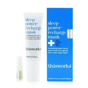Sleep Power Recharge Mask  50ml/1.7oz