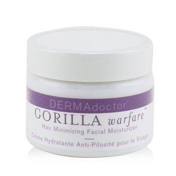 Gorilla Warfare Hair Minimizing Facial Moisturizer  50ml/1.69oz