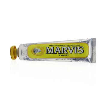 Rambas Toothpaste (Vibrant Tropical Scents)  75ml/3.8oz