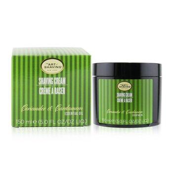 Shaving Cream - Coriander & Cardamom  150ml/5oz