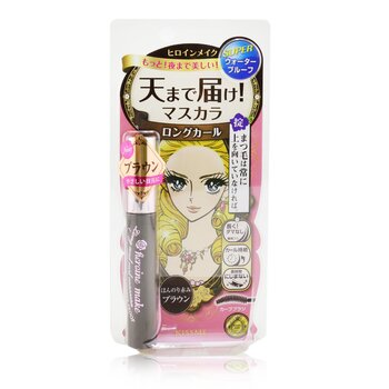 Heroine Make Long And Curl Mascara Super Waterproof  6g/0.21oz