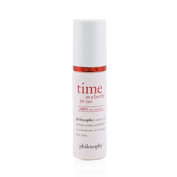 Time In A Bottle For Eyes Serum - 100% In-Control  15ml/0.5oz