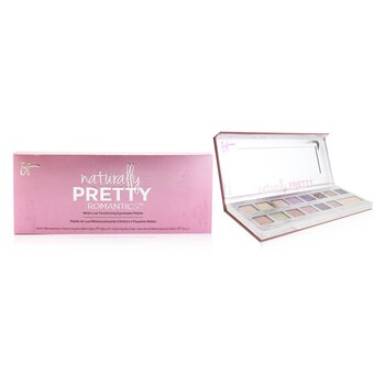 Naturally Pretty Romantics Matte Luxe Transforming Eyeshadow Palette  13.02g/0.456oz