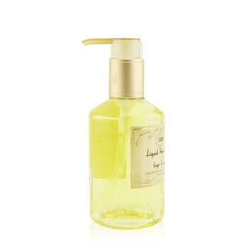 Liquid Hand Soap - Ginger Orange  200ml/7oz